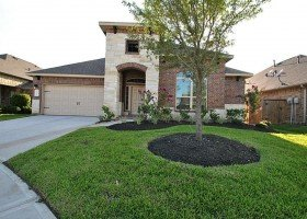 New Home in Lakes of Bella Terra Richmond TX