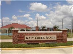 Katy Creek Ranch New Home