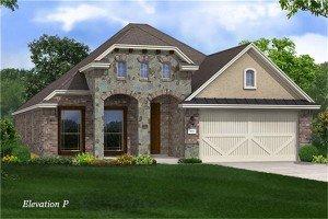 HAWKS LANDING New Homes 3 Bedrooms For Sale Katy TX 77494